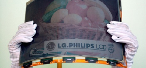 epaper Farbiges e-paper von LG Philips Technologie