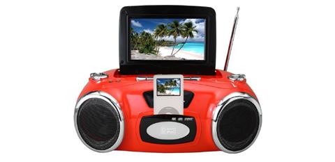 iMepred iMep Boombox! Technologie