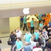 13-Apple-100x100 Eröffnungsfeier in Hamburgs Apple Store  Technologie