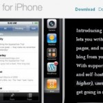 Blog to Go mit WordPress Mobile