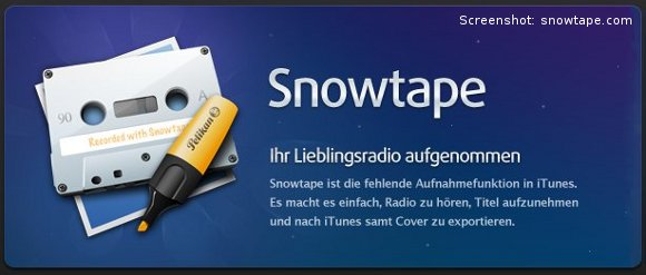 snowtape.screenshot