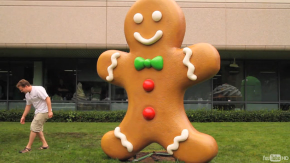 gingerbread_small Android Gingerbread ist im Google HQ angekommen Google Software Technologie