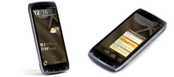 Acer Iconia Smart 4,8 Zoll-Smartphone Im Hands-on Video