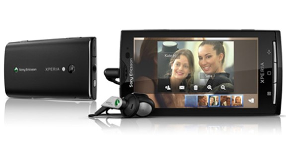 Sony Ericsson XPERIA X10: Android 2.3 Gingerbread kommt!
