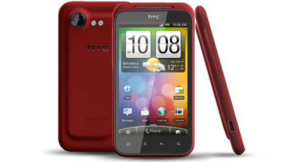 incredible_s_rot HTC Incredible S in der Farbe Rot aufgetaucht HTC HTC Incredible Smartphones Technology