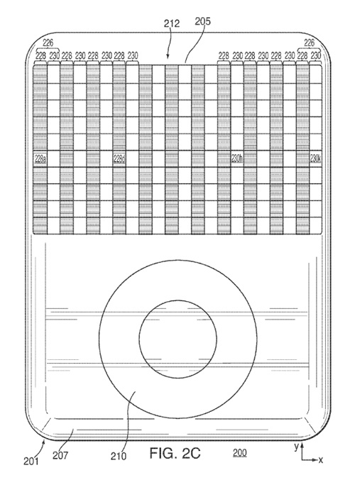 "appleprivacypatent-lg2 Apple hält Patent auf ""Privacy Display"" Apple Smartphones Tablet Technology"