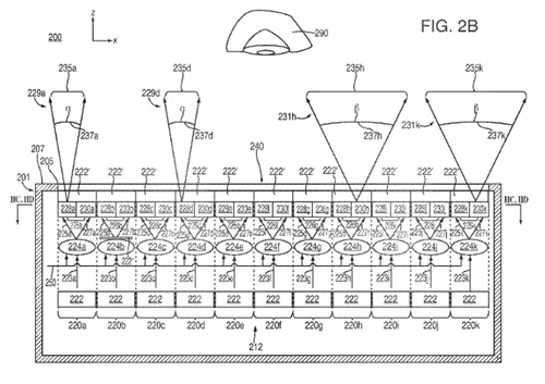"appleprivacypatent-lg3 Apple hält Patent auf ""Privacy Display"" Apple Smartphones Tablet Technology"
