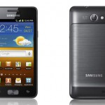 Video: Samsung Galaxy R/Z vs. Galaxy SII
