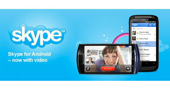 Skype-20 Skype 2.0 bringt Videotelefonie auf Android-Smartphones und -Tablets [Video] Software Software Technology