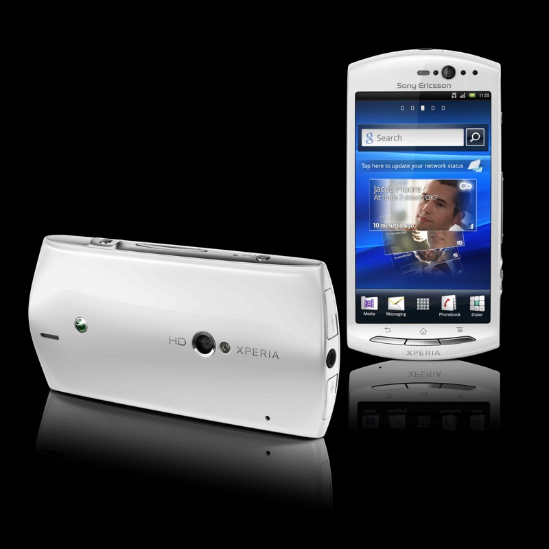 Android 4.0 Download Sony Ericsson Neo