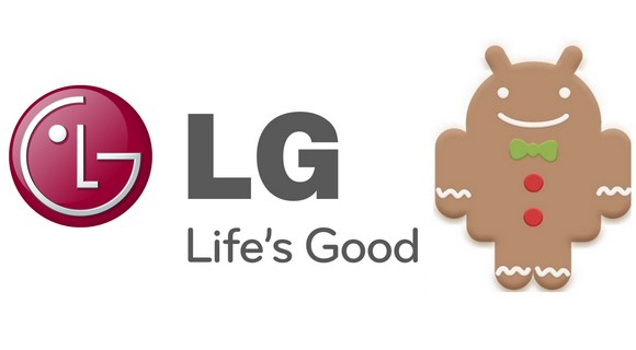 LG Gingerbread Update Speed 3D Black