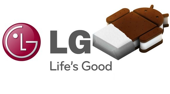 LG OPTIMUS Black Speed 3D Android Ice Cream Sandwich Update