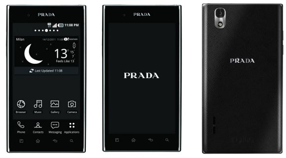 PRada-Phone-by-LG LG PRADA phone by LG 3.0: Android 4.0 Ice Cream Sandwich steht zum Download bereit Samsung Technology