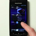 Sony Ericsson gibt Demo von Android 4.0 Ice Cream Sandwich frei [Video]