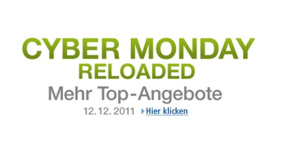 reloaded Cyber Monday Reloaded bei Amazon: Droid Razr, Lumia 800 Technologie
