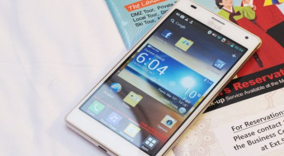 LG OPTIMUS 4X HD Quad-Core-Smartphone mit Android in weiß gesichtet [Video] 1