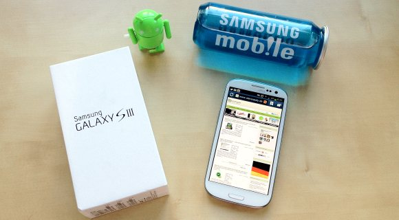 Samsung Galaxy S3 Stereopoly Testbericht