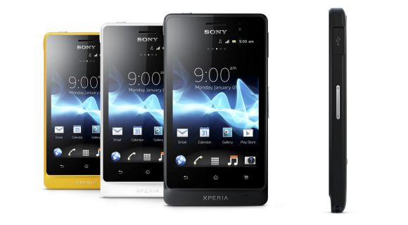 Sony Xperia go: Robustes Dual-Core-Smartphone mit Android [Video] 1