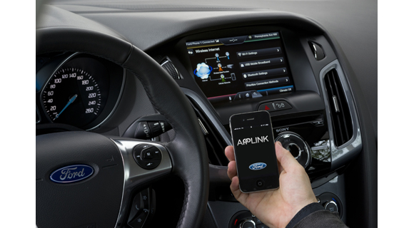 Ford SYNC: Kommunikations- und Entertainmentsystem basierend auf Windows Embedded Automotive 1