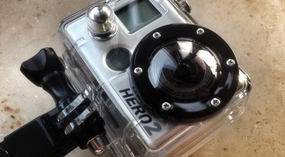 GoPro HD Hero2 Motorsports Edition im Test: die Basics
