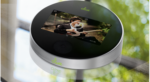 Olive ONE: All-In-One Audioplayer mit Touchscreen und vielem mehr