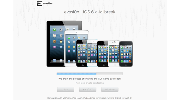 "iOS 6.1 Jailbreak ""evasi0n"" offiziell angekündigt - Private Beta Download in Kürze 2"