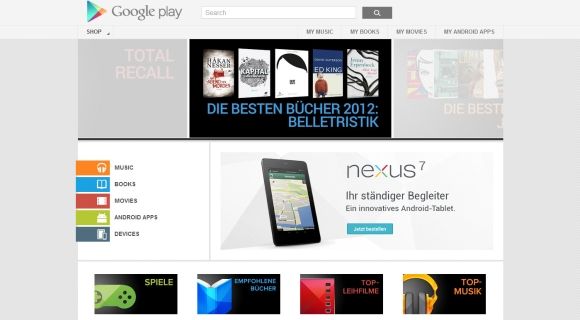 play-store Android erstmals mit mehr Apps als iOS  Apple iOS Google Android