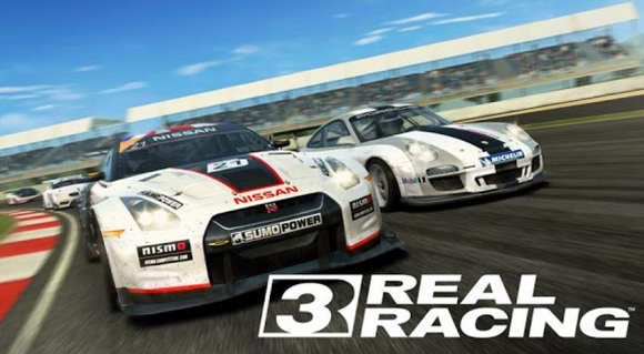 "real-racing-3 Freemium Game ""Real Racing 3"" für iPhone, iPad und Android verfügbar Games"
