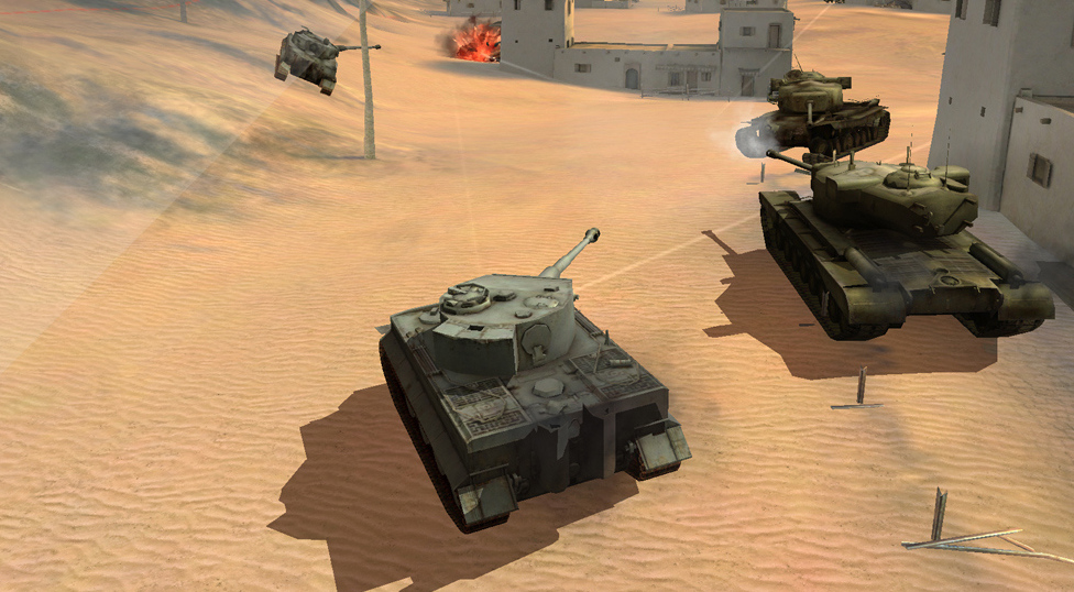 'World of Tanks Blitz' bald für Android und iOS