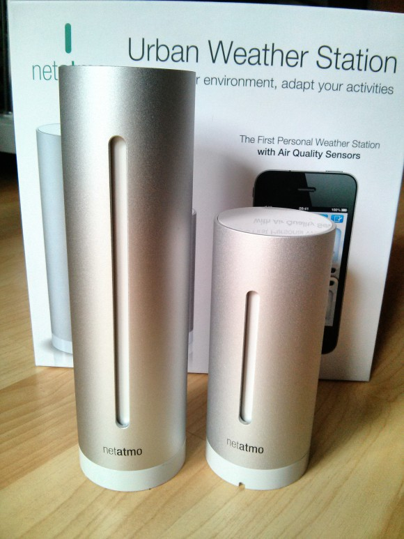 netatmo-2-e1366711669229 Test: Netatmo Urban Weather Station - Wetterstation für iPhone, iPad und Android-Smartphones Apple iOS Google Android Reviews Smartphones Technology Testberichte
