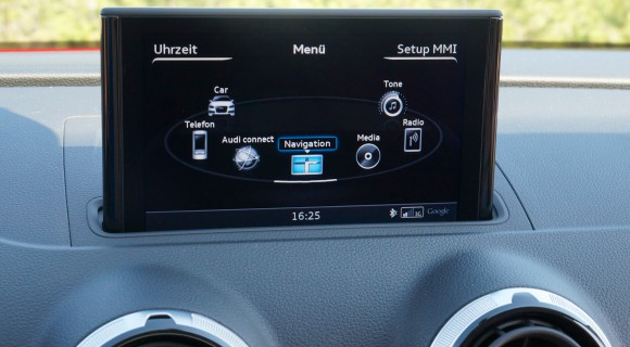 Audi-A3-Limousine-Connect-2-580x320 Audi A3 Limousine: Infotainment, Navigation und Audi connect-Dienste im Überblick [Video] Technologie
