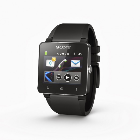 Sony SmartWatch 2: Second Screen für das Android-Device vorgestellt