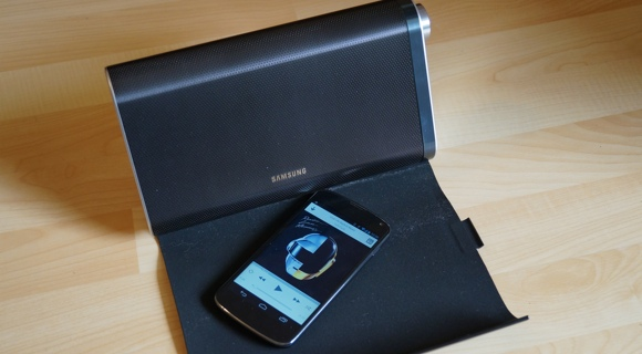 Test: Samsung DA-F60 Audio Docking Station - erstklassiger Sound für unterwegs 12