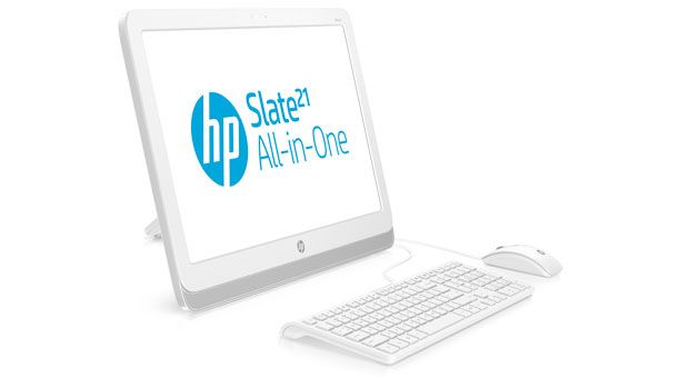 HP Slate 21: All-In-One-PC mit Android 4.2.2 Jelly Bean