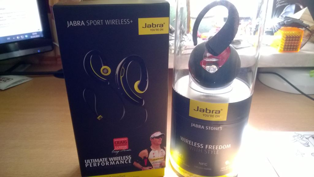 Jabra Stone3 & Sport Wireless+