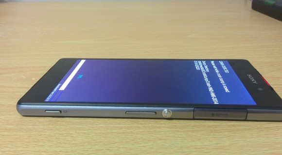 sony-d6503-sirius-sizzle-580x320 Leak: Sony Xperia Sirius (D6503) zeigt sich auf Fotos & kommt mit 4K-Video-App Google Android Smartphones Sony Ericsson