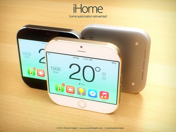apple ihome konzept zeigt smart home l sung bilder. Black Bedroom Furniture Sets. Home Design Ideas