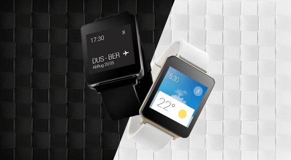 lg-g-watch-sizzle-580x320 LG G Watch mit Android Wear - Microsite gestartet + Video Gadgets