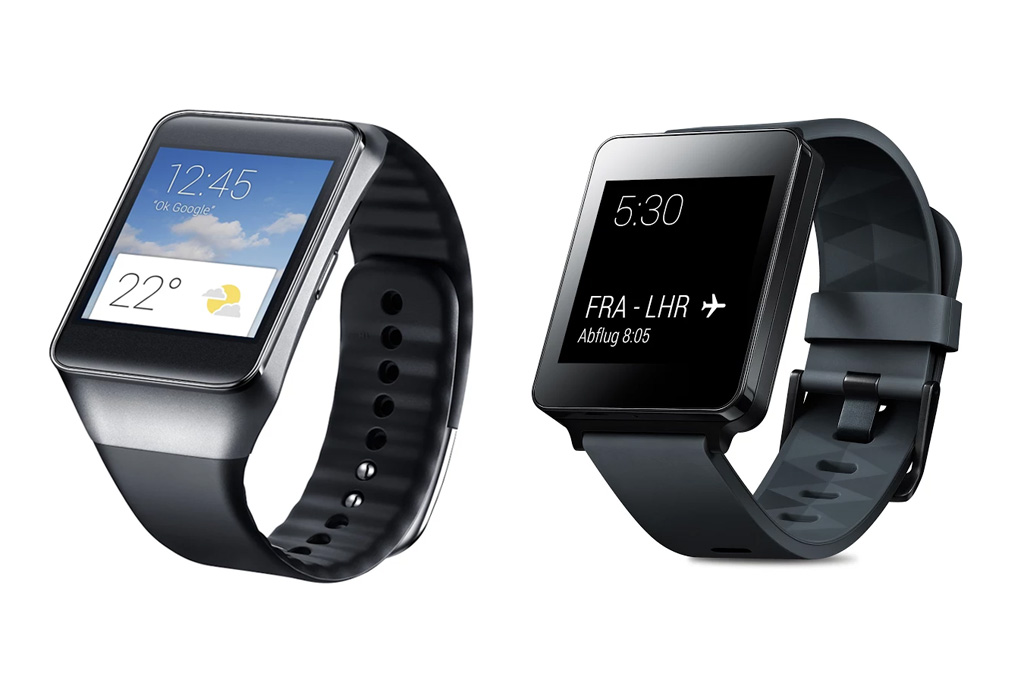 android-wear-g-watch-gear-live LG G Watch & Samsung Gear Live mit Android Wear im Google Play Store zu haben Gadgets Google Android Technologie