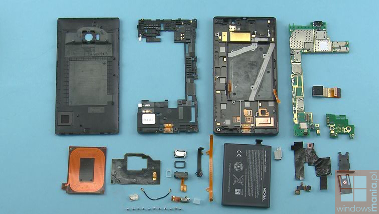 Nokia Lumia 930 im Teardown [Bilder] 4