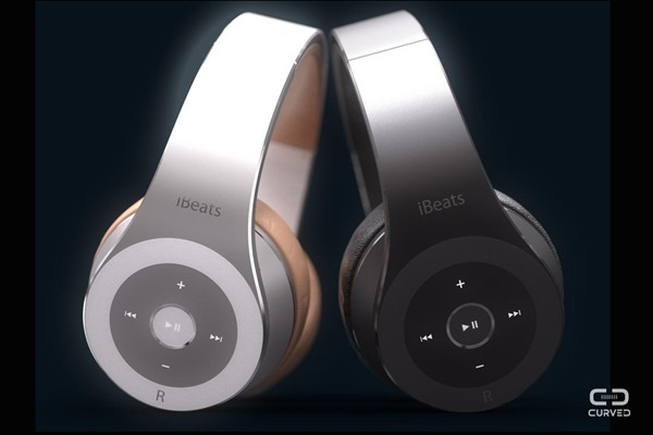 ibeats Apple iBeats: Konzept zeigt künftige Beats by Dre Kopfhörer [Video] Apple Technology