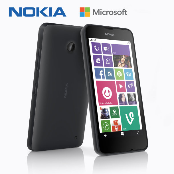 aldi nokia lumia 630 f r 109 stereopoly. Black Bedroom Furniture Sets. Home Design Ideas