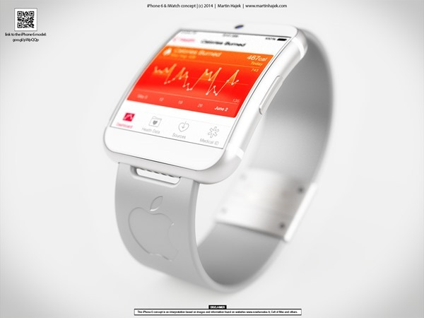 iPhone-6-iWatch-1 iPhone 6 & iWatch: Fotos zeigen neue Renderings Apple Smartphones Technology