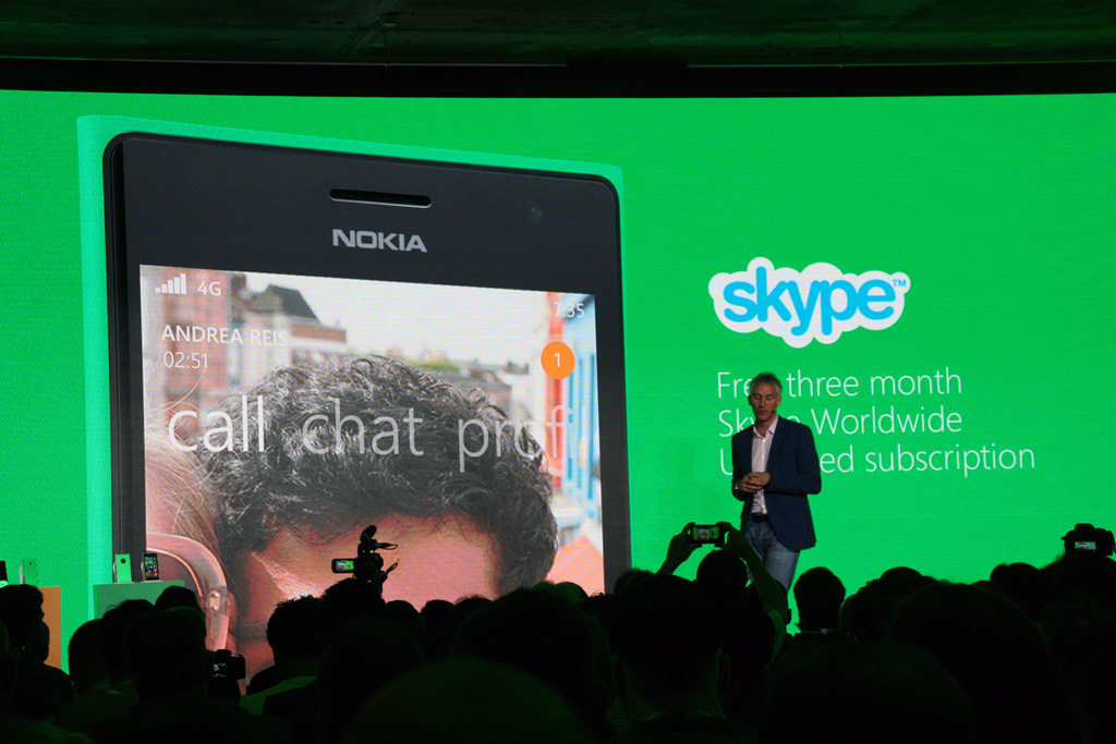 nokia-lumia-730-735-skype-offer Microsofts Selfie-Phone Nokia Lumia 735 startet in Deutschland Technology