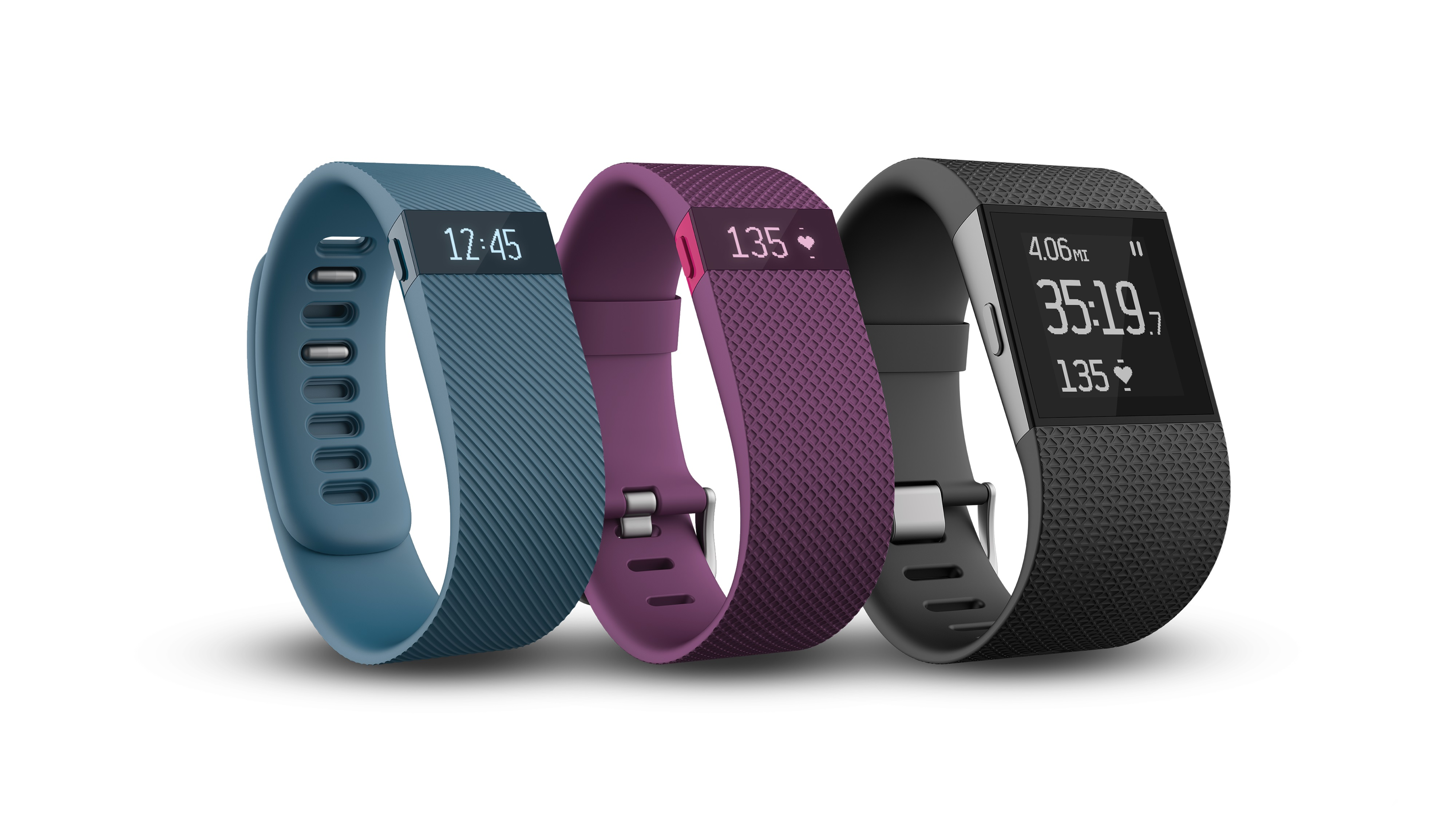 fitbit-charge-chargehr-surge Fitbit stellt neue Tracker vor: Charge, Charge HR & Surge ab 130 € Apple iOS Gadgets Google Android Shortnews Technology Windows Phone