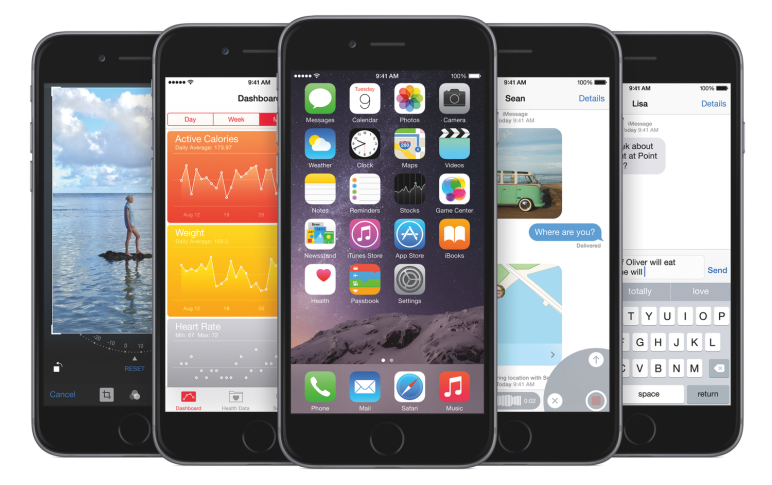 Apple: iOS 8 ist nun auf 60% aller Devices installiert 1