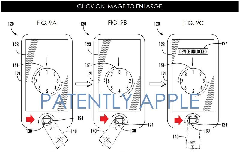 Apples-combination-safe-lock-for-TouchID Apple: Patent deutet auf Erweiterung von TouchID hin Apple Apple iOS Technology