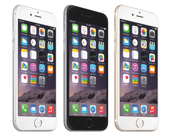 iphone6-stock1 iPhone 6 mit 32GB ab sofort in Deutschland  verfügbar Apple Smartphones Technology