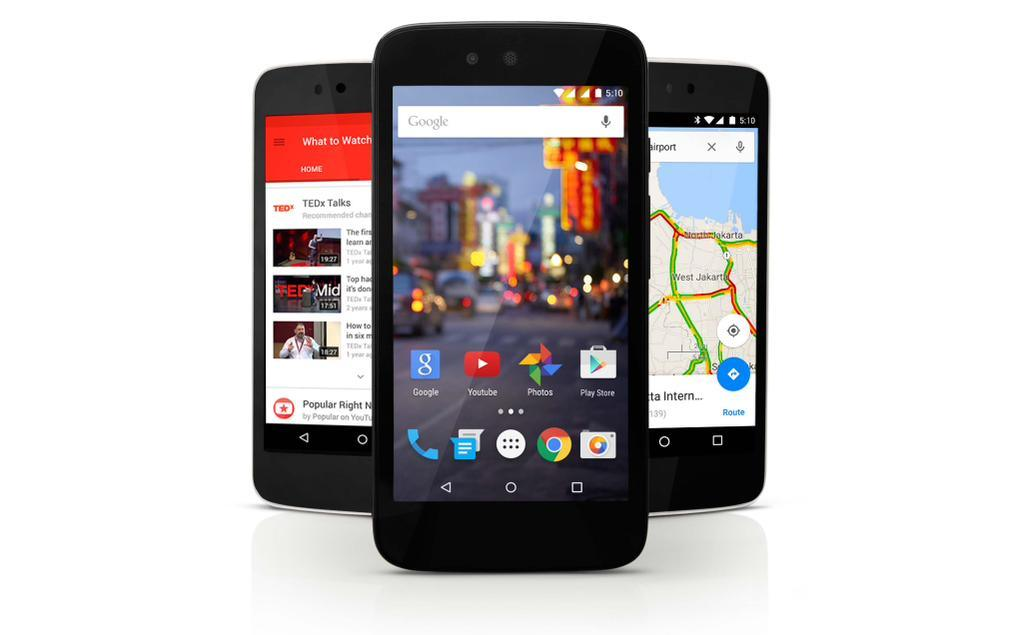 Android 5.1 Lollipop wird auf Android One ...