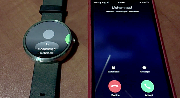 Moto-360-iphone-main [Video] Android Wear mit iPhone verbunden ganz ohne Jailbreak Apple Google Android Technology